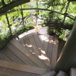 Ghibli_roof_spiralstairs